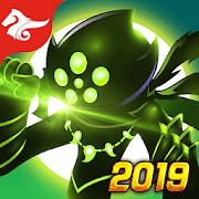 League of Stickman 2019- Ninja Arena PVP apk